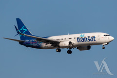 Air Transat B737-800 (C-GTQC).jpg (Vince Amato Photography) Tags: airtransat trudeauinternationalairport commercialairliner b737800 boeing cgtqc 738 b738 cyul canada montreal quebec ts tsc yul