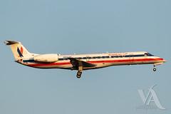 American Eagle ERJ-135 (N827AE).jpg (Vince Amato Photography) Tags: americaneagle embraer trudeauinternationalairport commercialairliner erj135 n827ae aalx cyul canada e135 er3 montreal quebec yul