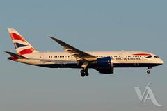 British Airways B787-8 (G-ZBJF)-3.jpg (Vince Amato Photography) Tags: boeing gzbjf commercialairliner trudeauinternationalairport britishairways b7878 788 b788 ba baw cyul canada montreal quebec yul