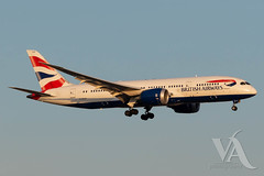 British Airways B787-8 (G-ZBJF).jpg (Vince Amato Photography) Tags: boeing gzbjf commercialairliner trudeauinternationalairport britishairways b7878 788 b788 ba baw cyul canada montreal quebec yul