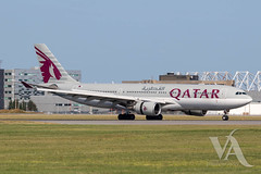 Qatar Airways A330-200 (A7-ACK).jpg (Vince Amato Photography) Tags: qatarairways a7ack trudeauinternationalairport commercialairliner airbus a330200 332 a332 cyul canada montreal qr qtr quebec yul