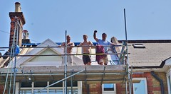 Photo of Redhill Roofers - Give Us a Wave Lads