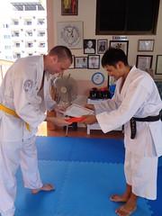DSC02805 (bigboy2535) Tags: grading assessments wado karate federation dojo hua hin july 2019 sensei john oliver thailand wkf