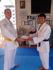 DSC02804 (bigboy2535) Tags: grading assessments wado karate federation dojo hua hin july 2019 sensei john oliver thailand wkf