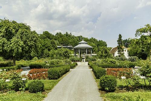 Castle Herberstein garden