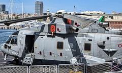 AgustaWestland AW101 Merlin Mk.110 ASW (heli3_2019) Tags: italia italy eh101 aw101 eh101asw aw101asw sh101 eh101mp aw101mp mp marine maritime naval navy bcn barcelona spain etna warship puerto antisubmarine anti submarine warfare war fare antisubmarino