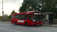 The 378 Is Evolving (londonbusexplorer) Tags: metroline travel adl enviro 200 mcv evolution dm963 lk09ekl 378 mortlake putney bridge tfl london buses