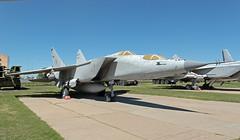 17 Astana Off Airport 07-07-2019 Kazakhstan - Air Force MiG-25RU CN 39006230 (Burmarrad (Mark) Camenzuli Thank you for the 19.8) Tags: 17 astana off airport 07072019 kazakhstan air force mig25ru cn 39006230