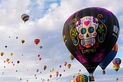 Albuquerque balloons fiesta (lavignassey) Tags: newmexico usa albuquerque balloon fiesta