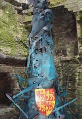 2019_06_0369 (petermit2) Tags: sculpture conwycastle castellconwy conwy kingedwardi edwardi northwales wales worldheritagesite