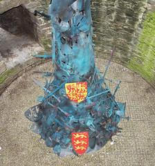 2019_06_0370 (petermit2) Tags: sculpture conwycastle castellconwy conwy kingedwardi edwardi northwales wales worldheritagesite