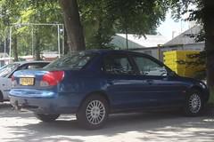 Ford Mondeo mk2 2.0 Ghia aut 5-9-2000 30-GB-FS (Fuego 81) Tags: ford mondeo mk2 ghia 2000 30gbfs onk sidecode6