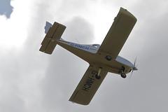 G-HMCH (Rob390029) Tags: ghmch aerotechnik ev97 eurostar raf fairford