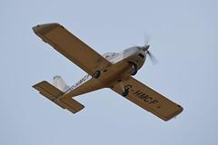 G-HMCF (Rob390029) Tags: ghmcf aerotechnik ev97 eurostar raf fairford