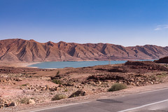 The lake before Sahara (Irina1010) Tags: landscape lake mountains atlasmountains desert arid beautiful nature canon morocco 2019 outstandingromanianphotographers