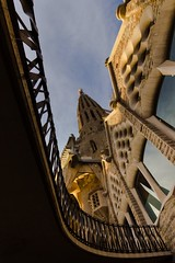 Height (Stefano Avolio) Tags: sagradafamília barcellona barcelona architecture architettura stefanoavolio height belltower campanile