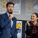 Chris Hemsworth & Tessa Thompson