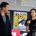 Benedict Cumberbatch & Elizabeth Olsen