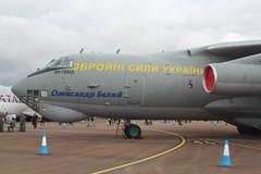 RIAT2019Static-478 (mcaviationphoto) Tags: royalinternationalairtattoo raffairford riat 76683 0063468029 jet transport military strategicairlift airlift ilyushinil76'candid' candid ilyushinil76md'candid' ilyushinil76 ilyushinil76md armedforcesofukraine zsu ukrainianairforce ukraine airforcecommandukraine 25thtransportaviationbrigadeukraine melitopolairbase ilyushin ilyushinaviationcomplex