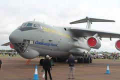 RIAT2019Static-477 (mcaviationphoto) Tags: royalinternationalairtattoo raffairford riat 76683 0063468029 jet transport military strategicairlift airlift ilyushinil76'candid' candid ilyushinil76md'candid' ilyushinil76 ilyushinil76md armedforcesofukraine zsu ukrainianairforce ukraine airforcecommandukraine 25thtransportaviationbrigadeukraine melitopolairbase ilyushin ilyushinaviationcomplex