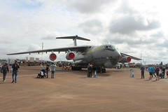 RIAT2019Static-474 (mcaviationphoto) Tags: royalinternationalairtattoo raffairford riat 76683 0063468029 jet transport military strategicairlift airlift ilyushinil76'candid' candid ilyushinil76md'candid' ilyushinil76 ilyushinil76md armedforcesofukraine zsu ukrainianairforce ukraine airforcecommandukraine 25thtransportaviationbrigadeukraine melitopolairbase ilyushin ilyushinaviationcomplex