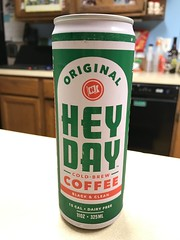 2019 217/365 8/05/2019 MONDAY - HEY DAY (_BuBBy_) Tags: 2019 217365 8052019 monday hey day 8 5 05 august coffee can canned cold brew mon mo m 5th five fifth 217 365 days 365days project project365