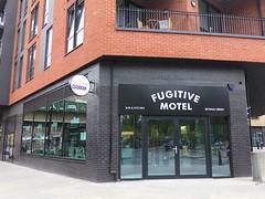 Fugitive Motel, Bethnal Green, E2 (Ewan-M) Tags: london england e2 bethnalgreen londonboroughoftowerhamlets cambridgeheathroad fugitivemotel bars cafes rgl needsrglreview thefugitivemotel