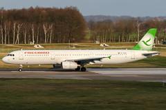 TC-FBG (PlanePixNase) Tags: aircraft airport planespotting haj eddv hannover langenhagen freebird airbus a321 321