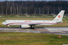 RA-64506 (PlanePixNase) Tags: aircraft airport planespotting haj eddv hannover langenhagen tupolev rossia tu214 t214 туполев ту204
