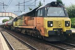 Colas Rail Class 70 (70812) - Holytown (saulokanerailwayphotography) Tags: colasrailfreight class70 70812