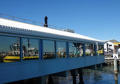 Maritime reflections (boeckli) Tags: reflection tauranga windows 13062 rx100m6 spiegelung newzealand maritime windowwednesdays window dwwg fenster blue blau sky himmel glass glas outside outdoor