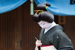 Hassaku (walkkyoto) Tags: 八朔 hassaku 舞妓 maiko 芸妓 geiko 京都 kyoto 日本 japan ef135mmf2lusm