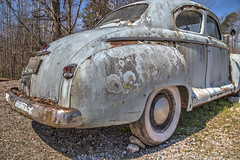 Rusty Plymouth (Brad Prudhon) Tags: 2019 lanexa march providenceforge virginia car rusty plymouth old