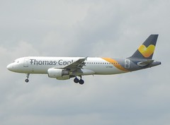 Thomas Cook Airlines Airbus A320-214 LY-VEB (josh83680) Tags: manchesterairport manchester airport man egcc airbus airbusa320214 a320214 airbusa320200 a320200 thomas cook airlines thomascook thomascookairlines avion express avionexpress