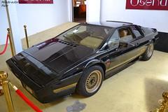 Lotus Esprit Turbo S3 Turbo 1985 (Monde-Auto Passion Photos) Tags: voiture vehicule auto automobile lotus esprit turbo s3 noir black sportive rare rareté vente enchère osenat france fontainebleau