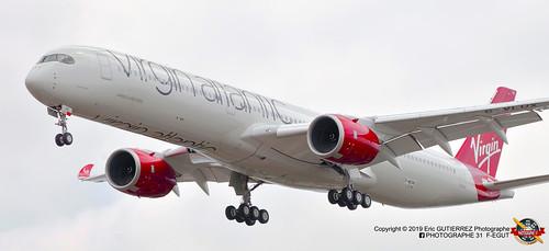 AIRBUS A350-1041 (MSN 0274)