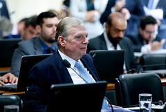 08-05-19 Senador Tasso Jereissati  participa da CCJ - Foto Gerdan Wesley (1)