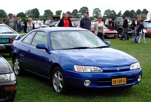 1999 Toyota Corolla Levin BZ-R 1.6 Twin Cam 20V