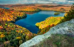 Vermont Fall Foliage (willsdad48) Tags: vermont newengland fallfoliage reflections sunrise hiking nature travel travelphotography