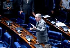 06-06-19 Senador Tasso Jereissati em sessão do Senado Federal - Foto Gerdan Wesley  (6)