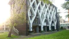 Taichung Municipal Siang-Shang Junior High School (葉 正道 Ben(busy)) Tags: 台灣 台中 建築 taiwan taichung building architecture