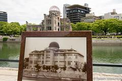 Hiroshima Peace Memorial (takashi_matsumura) Tags: hiroshima peace memorial prefectural industrial promotion hall atomic bomb dome japan nikon d5300 ngc 原爆ドーム 広島 architecture afp dx nikkor 1020mm f4556g vr