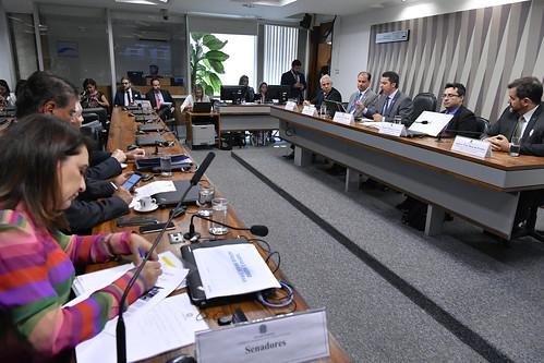 CI - Comissão de Serviços de Infraestrutura