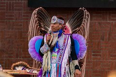Supaman Trying Out His Funny Dad Jokes (RS2Photography) Tags: history canon outside dance native culture tribal american fancy reno cultural 2019 supaman injun nativeamerican indian americanindian tribalconnections artown culturalconnections nevada canon80d fancydancer comedian indigenous indigenousaf feathers flickr unofficial smugmug performer beaded headress colour colours colourful art dancer summer summer2019 life nativeamericanhiphop nativeamericancomedian renonevada renonv wingfieldpark renoisartown