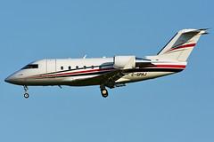 C-GPAJ (Chartright Air) (Steelhead 2010) Tags: chartrightair bombardier canadair challenger cl600 bizjet yyz creg cgpaj