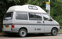 M362 PRN (2) (Nivek.Old.Gold) Tags: 1994 volkswagen transporter swb d auto leisure drive camper 1896cc t4 nelly