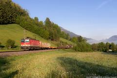 Buongiorno! (Damiano Piovanelli) Tags: rh1144 144009 bahn bahnhof österreich österreichische österreichischebundesbahnen österreichischebundesbahn öbb öbb1144