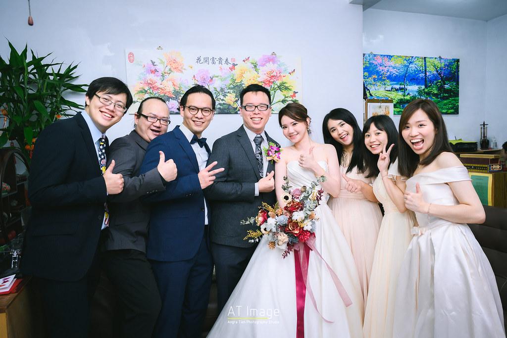 <婚攝> Will & Michelle / 結婚儀式
