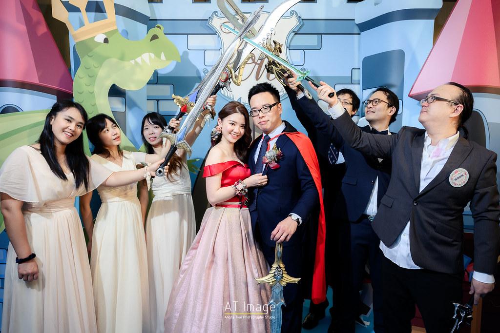 <婚攝> Will & Michelle / 寒舍艾美 Le Méridien Taipei