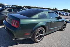 FORD Mustang GT Bullitt - 2008 (SASSAchris) Tags: ford mustang gt bullitt voiture américaine steve mcqueen httt htttcircuitpaulricard htttcircuitducastellet ricard castellet circuit blancpain blancpainenduranceseries endurance series